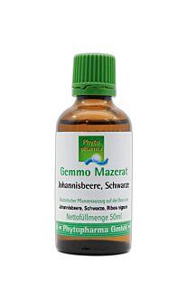 Phytopharma Gemmo Mazerat schwarze Johannisbeere 50ml