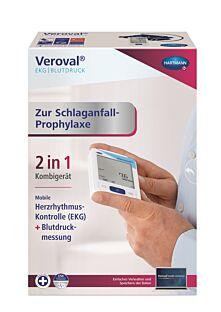 Veroval Blutdruckmesser 2in1 Kombigerät