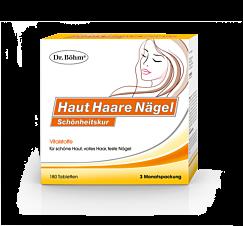 Dr. Böhm Haut Haare Nägel Kur 180 Stück
