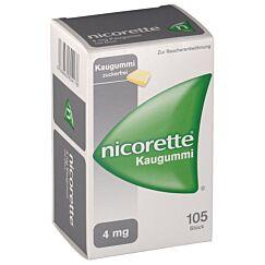 Nicorette Kaugummi Classic 4mg