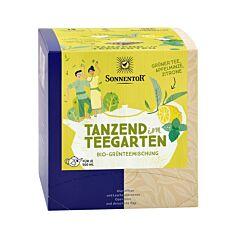 Sonnentor Tee Tanzend im Teegarten bio Kannenbeutel 12 Stk.
