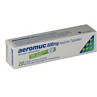 Aeromuc Tabletten löslich 600mg