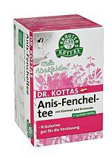 Dr. Kottas WOHLFÜHL Anis-Fencheltee
