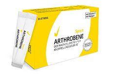 Arthrobene Sport Magnesium Sticks 15 Stück