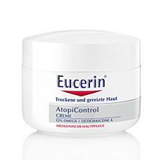 Eucerin Atopicontrol Pflegecreme 12 % 75 ml