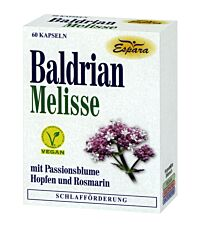 Espara Baldrian Melisse