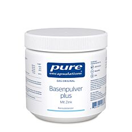 Pure Encapsulations Basenpulver plus 200g