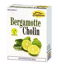 Espara Bergamotte-Cholin