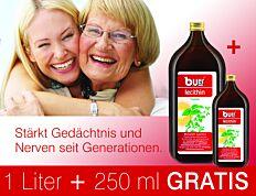 Buerlecithin 1 Liter + 250ml gratis
