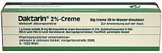 Daktarin Creme 2% 30g