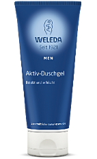 Weleda Duschgel Men Aktiv 200ml