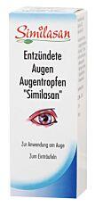 Similasan Augentropfen bei Entzündungen 10 ml