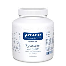 Pure Encapsulations Glucosamin Complex 180 Kapseln