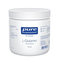 Pure L-Glutamin Pulver