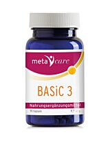 metacare® Basic 3 Kapseln 90 Stück