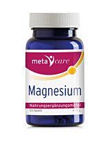 metacare® Magnesium Kapseln 120 Stück