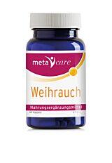 metacare® Weihrauch Kapseln 60 Stück