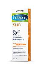 Cetaphil Sun Daylong Regulierendes Multi-Schutz-Fluid Gesicht SPF50+ 50ml