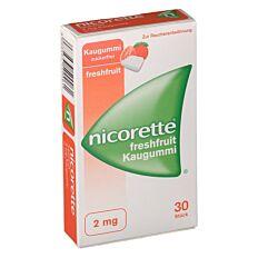 Nicorette Kaugummi Freshfruit 2mg