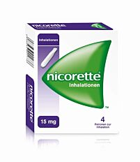 Nicorette Inhalationen 15mg