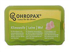 Ohropax Klimawolle 12 Stk.