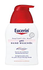 Eucerin pH 5 Handwaschöl + Pumpe 250 ml