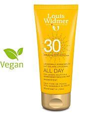 Widmer Sonnenmilch UV30