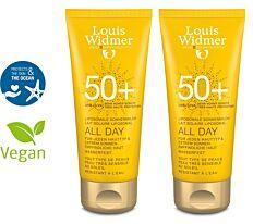 Widmer Sonnenmilch UV50+ Doppelpackung