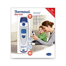 Thermoval Duo Scan Fieberthermometer