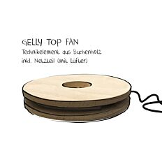 Traumduft Gelly Top Fan