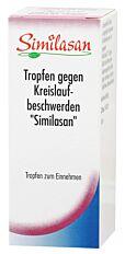 Similasan Kreislauf Tropfen 50 ml