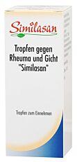Similasan Tropfen gegen Rheuma und Gicht
