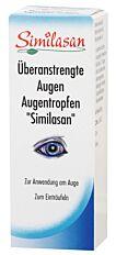 Similasan Augentropfen bei überanstrengten Augen 10 ml