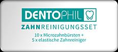 Dentophil Zahnreinigungsset 15 Stk.
