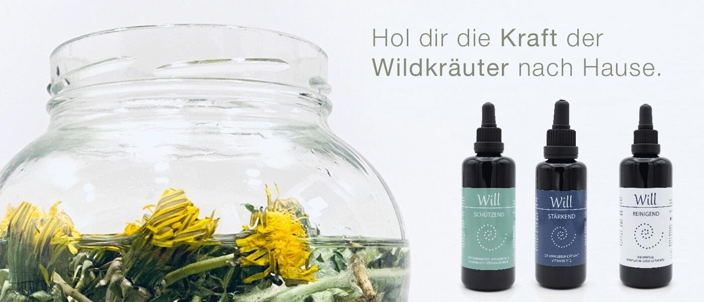 Better for me Wildkräuter