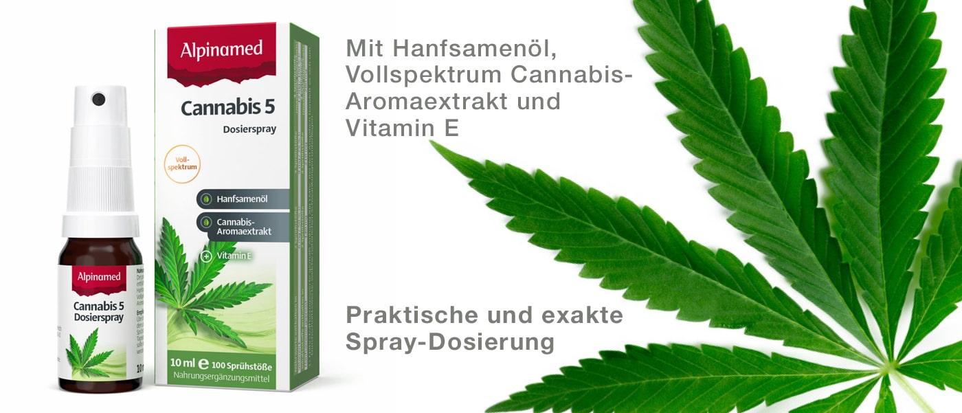 Cannabis 5 Spray